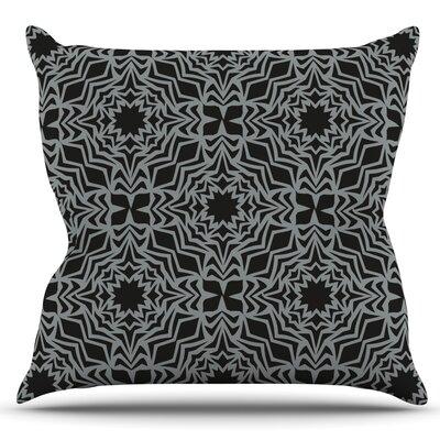 Optical Fest by Miranda Mol Outdoor Throw Pillow