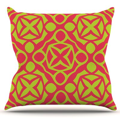 Holiday by Miranda Mol Outdoor Throw Pillow