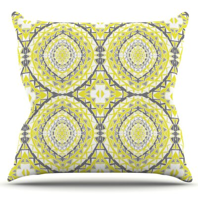 Tessellation by Miranda Mol Outdoor Throw Pillow
