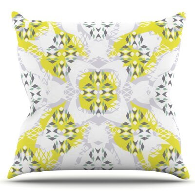 Vernal Season by Miranda Mol Outdoor Throw Pillow