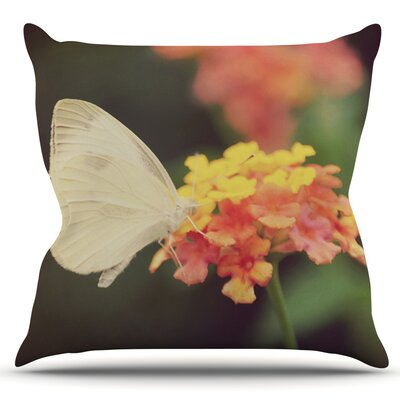 Captivating by Robin Dickinson Outdoor Throw Pillow