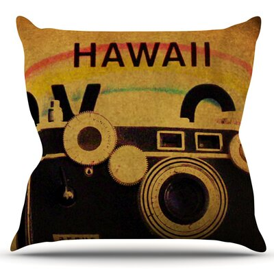 Ingredients by Robin Dickinson Outdoor Throw Pillow