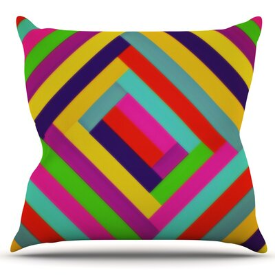 Nakriv by Trebam Outdoor Throw Pillow