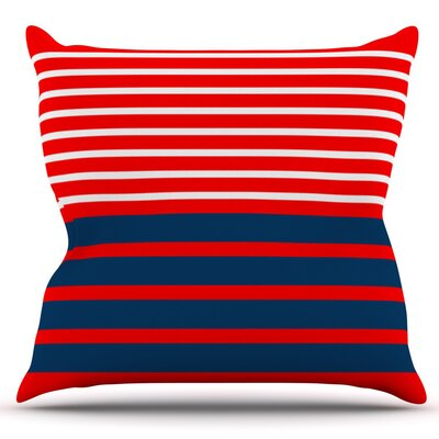 Nauticki by Trebam Outdoor Throw Pillow