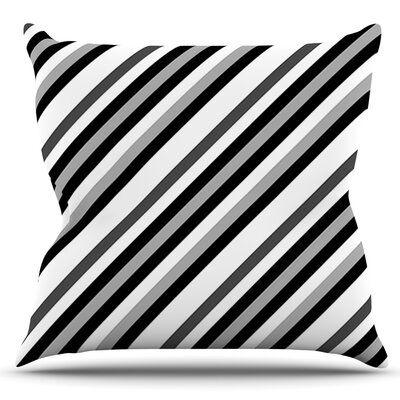 Kos by Trebam Outdoor Throw Pillow