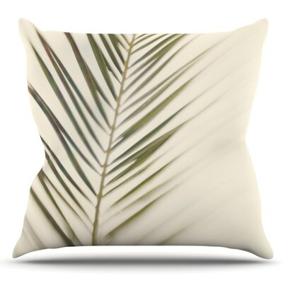 Shade by Catherine McDonald Outdoor Throw Pillow