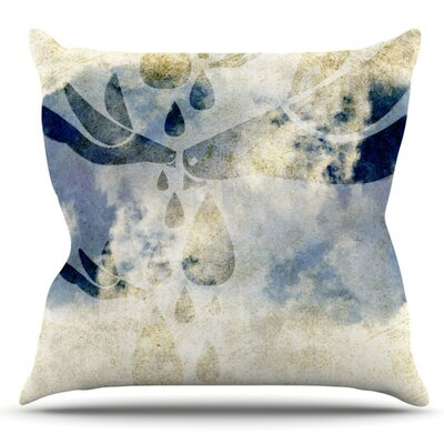 Doves Cry by iRuz33 Outdoor Throw Pillow