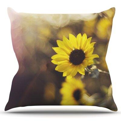 Magic Light by Libertad Leal Outdoor Throw Pillow