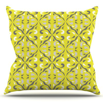Seedtime by Miranda Mol Outdoor Throw Pillow