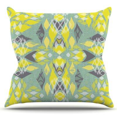 Joyful by Miranda Mol Outdoor Throw Pillow