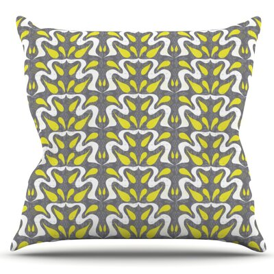 Cascade by Miranda Mol Outdoor Throw Pillow
