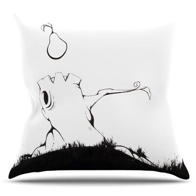 Its Alright by Matthew Reid Outdoor Throw Pillow