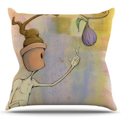 Fruit by Matthew Reid Outdoor Throw Pillow