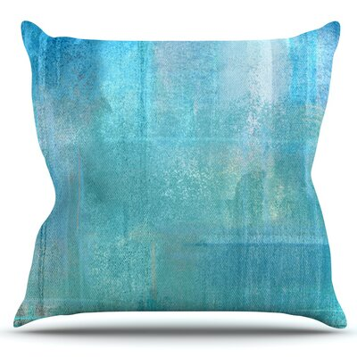 Eye Candy by CarolLynn Tice Outdoor Throw Pillow