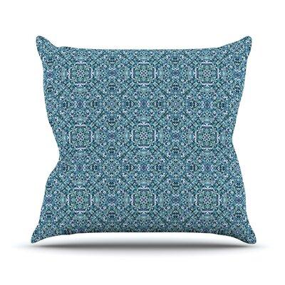 Ocean Outdoor Throw Pillow