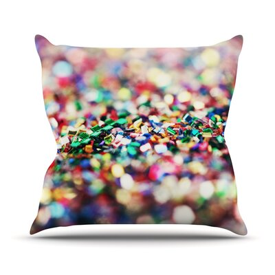 Celebrate Outdoor Throw Pillow