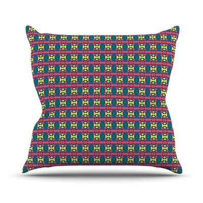 Delilah Outdoor Throw Pillow