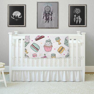 Sweet Sweet Cake by Louise Fleece Blanket Size: 80 L x 60 W
