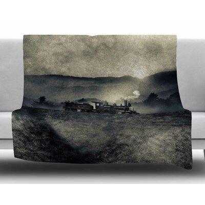 Chapter II by Viviana Gonzalez Fleece Blanket Size: 80 L x 60 W