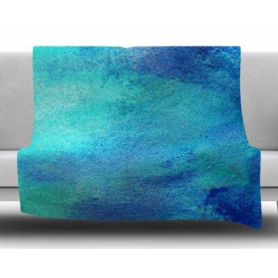 AC3 by Ashley Rice Fleece Blanket Size: 80 L x 60 W