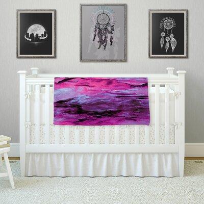 Unanchored 4 by Ebi Emporium Fleece Blanket Size: 80 L x 60 W