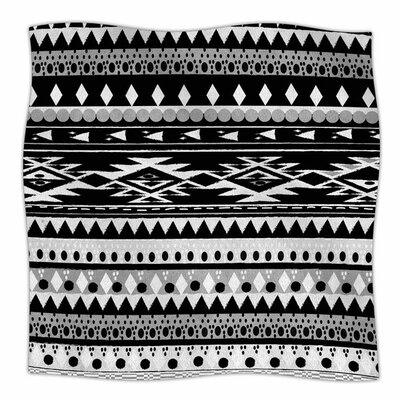 Hurit by Nika Martinez Fleece Blanket Size: 80 L x 60 W