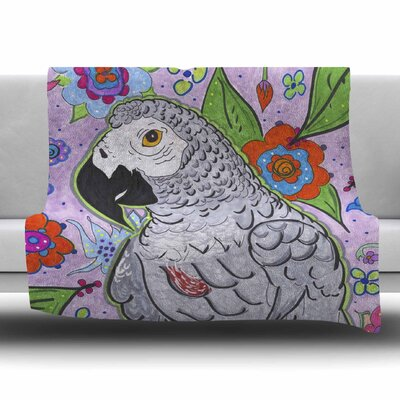 Rio by Rebecca Fisher Fleece Blanket Size: 80 L x 60 W