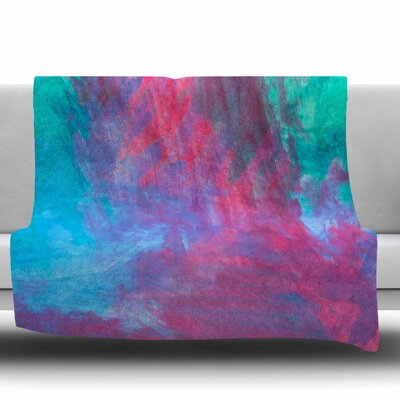 Bold Choice by NL Designs Fleece Blanket Size: 80 L x 60 W