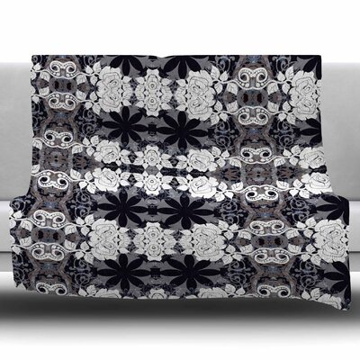 Lacey by Suzanne Carter Fleece Blanket Size: 80 L x 60 W