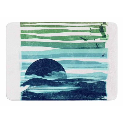 Sea Scape by Frederic Levy-Hadida Bath Mat