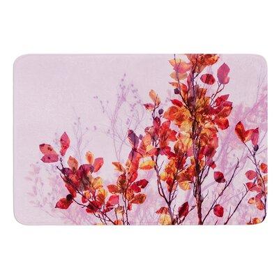 Autumn Symphony by Iris Lehnhardt Bath Mat Size: 24 W x 36 L