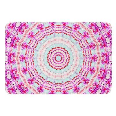 Happy by Iris Lehnhardt Bath Mat Size: 24 W x 36 L