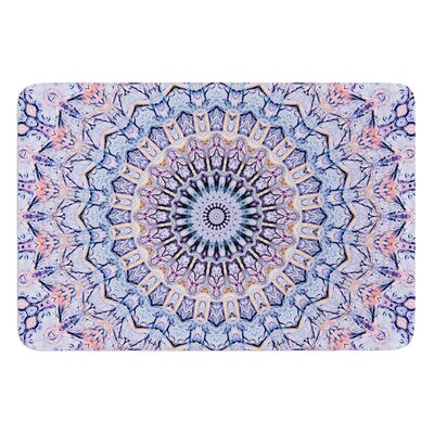 Summer Lace II by Iris Lehnhardt Bath Mat Size: 24 W x 36 L
