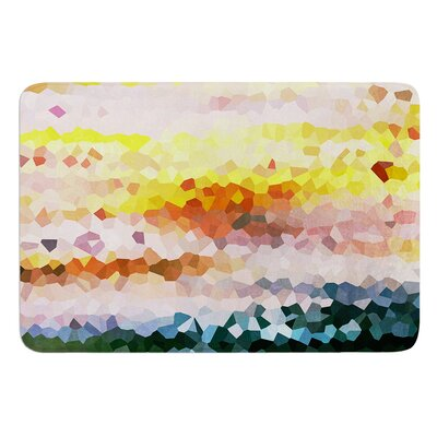 Turaluraluraluuu by Iris Lehnhardt Bath Mat Size: 24 W x 36 L