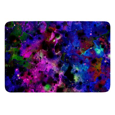 Color Me Floral by Ebi Emporium Bath Mat Size: 24