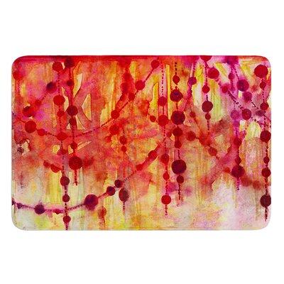 Prismacolor Pearls by Ebi Emporium Bath Mat Size: 17