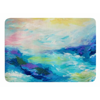 Taken By The Undertow by Ebi Emporium Bath Mat
