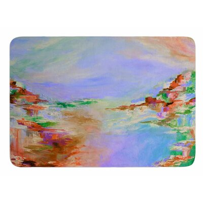 Something About the Sea 3 by Ebi Emporium Bath Mat