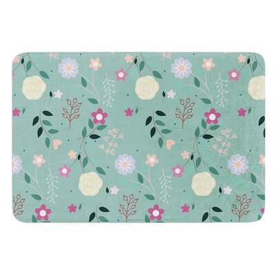 Flora by Louise Bath Mat