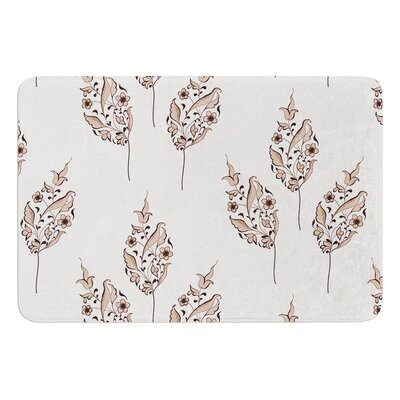 Pattern by Louise Bath Mat