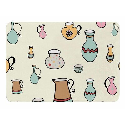 Jugs by Louise Bath Mat