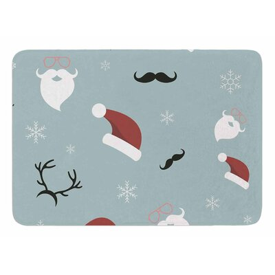 Happy New Year by Louise Bath Mat