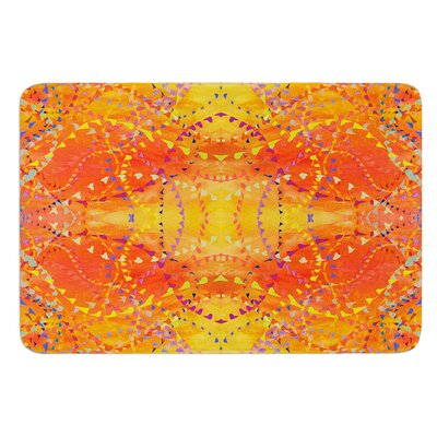 Sunrise by Nikposium Bath Mat