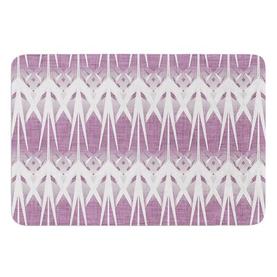 Arrow by Alison Coxon Bath Mat Size: 17W x 24L