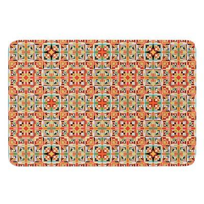 Henson by Allison Soupcoff Bath Mat Size: 17W x 24L