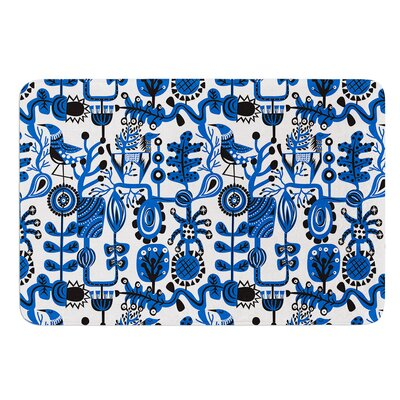 Dream by Agnes Schugardt Bath Mat Size: 24 W x 36 L
