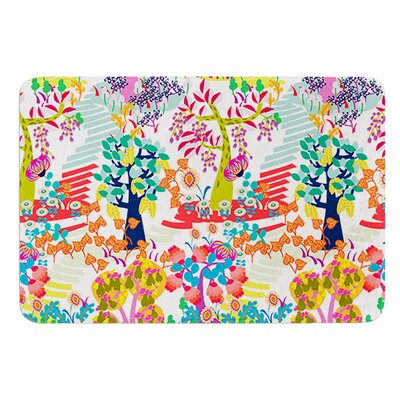 Fruit of the Earth by Agnes Schugardt Bath Mat Size: 24 W x 36 L