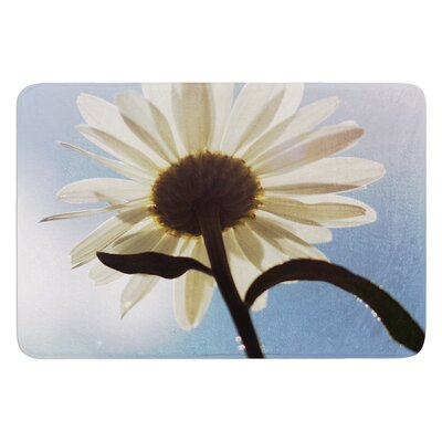 Daisy Bottom by Angie Turner Bath Mat Size: 17W x 24L