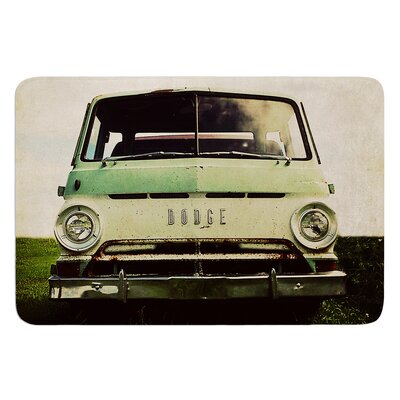 Dodge by Angie Turner Bath Mat Size: 17W x 24L