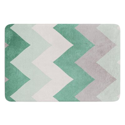 Winter by Catherine McDonald Bath Mat Size: 17W x 24 L